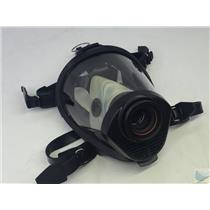 Survivair SCBA Mask Model # Twenty Twenty Plus Part # 222012 Rubber Hood Size S