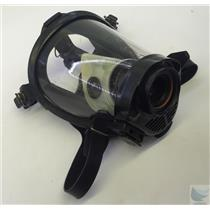 Survivair SCBA Mask Part # 969061 Black Rubber Face Seal Size S