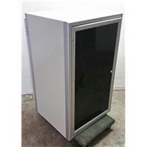 "Chatsworth Products 21U 19"" Free Standing Electronics Rack Cabinet 18"" Deep"
