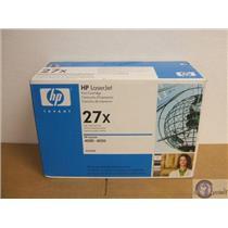 NEW HP Black LaserJet 4000/4050 Toner C4127X GENUINE!
