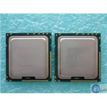 MATCHED PAIR / LOT of 2 - INTEL QUAD CORE Xeon 2.26GHz/8MB/5.86GT/s L5520 SLBFA
