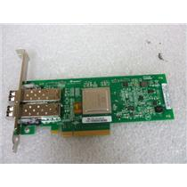 HP/QLOGIC QLE2562-HP 489191-001 8GB PCI-E DUAL PORT FIBRE CHANNEL AJ718A HP