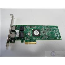 HP NC382T 458491-001 PCIe Dual Port Multifunction GB Server Adapter High Profile