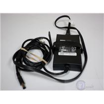 Dell JU012 PA-4E Slim 130-Watt AC Adapter OEM 19.5 V DA130PE1-00