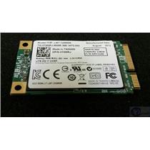 Dell 128GB mSATA Solid State Drive  DP/N T8MRJ / LMT-128M6M