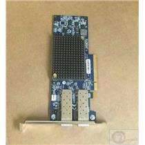49Y4202 Emulex Dual Port Fiber 10Gb HBA IBM Server Adapter PCI-e x8 Fibre PCIe