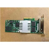 45W1959 IBM Intel PRO/1000 PT Quad Port Server PCI-e Adapter Refurbished Low Pro