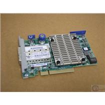 HP 10GB 526FLR SFP+ Adapter 633962-001 629136-001 10GB 2 port Ethernet Adapter
