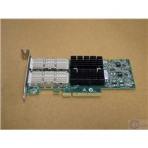 HP 656089-001 Infiniband 10/40GB DP NIC 649281-B21 661685-001 Low Profile