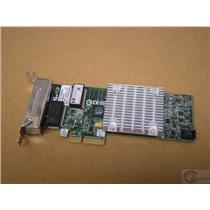 HP NC375T 539931-001 PCIe 4-Port Gigabit Network Internal Card 491176-001 Low