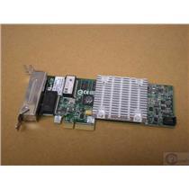 HP NC375T 539931-001 PCIe 4-Port Gigabit Network Internal Card 491176-001 Low