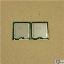 Matched pair Intel Xeon W3520 2.66GHz Quad Core 8M 2400MHz Socket 1366 SLBEW CPU