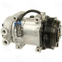 AC Compressor 4 Seasons 98596 SD7H15 (1 Year Warranty) Reman