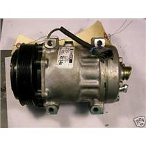 AC Compressor For 1999-2000 Freightliner 4480 4761 (1 Year Warranty) New58709