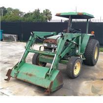 Auctioneer Fee - 1995 John Deere 1070 Utility Tractor with 440 Loader & Bucket- Sale Price: $6000.00