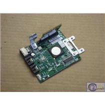 Dell LSI 1068E 6 Ports C6100 SAS/SATA RAID Controller Y8Y69 Refurbished w/ Riser