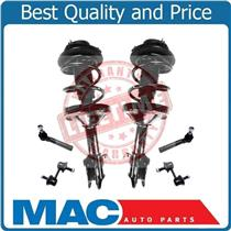 05-09 Legacy Sedan AWD 2.5L Ft Spring Strut Mounts Tie Rods Sway Bar links 6pc