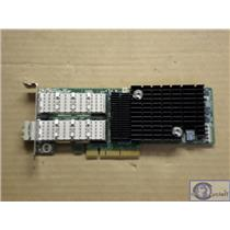 Sun 501-7283 X1027A-Z Dual Port 10GB Ethernet Controller Low Pro w/ 1 XFP