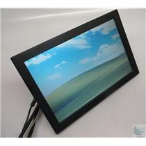 "AccuView 12"" LCD USB Touch Screen Monitor VT2F7X W/ HDMI TESTED & WORKING"