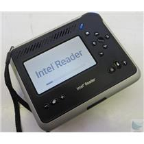 Intel Reader Model R1IAT11 Portable Digital Text Audio Reader TESTED & WORKING