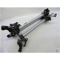 Bogen 3156 Manfrotto # 181 Folding Tripod Professional Dolly NO WHEELS / CASTERS