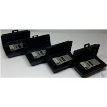 Lot of 4 CMI Intoxilyzer 400 BAC Blood Alcohol Breathalyzer For Parts/Untested