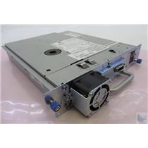 IBM 45E2030 LTO4 HH SAS Tape Drive Module PULLED FROM WORKING ENVIRONMENT