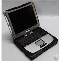 Panasonic ToughBook CF-19 Laptop FOR PARTS/NOT WORKING #1