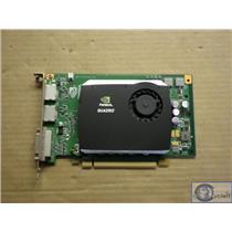 HP Nvidia Quadro FX580 512MB PCIe GDDR3 DVI Display Port Video Card 519295-001
