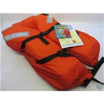 New Kent Model RS Adult Type 1 Commercial Life Vest Personal Flotation Device