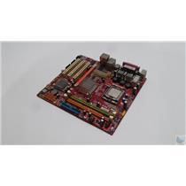 MSI MS-7223 Motherboard w/ CPU Intel Pentium 4 2.8 GHz
