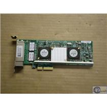 Dell P736R Broadcom 5709 Quad Port Gigabit PCI-e Network Card Low Profile