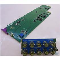 Miranda Densite VDA-1001 Card Module & Backplane PULLED FROM WORKING ENVIRONMENT