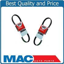 04-08 RX-8 Air Conditioning Belt & Alternator to Water Pump Belt 2pc Kit