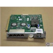 Dell 4 Port Network Card  2 Port USB Riser Board for Poweredge R910 FMY1T