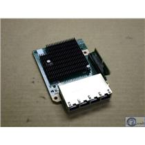 Dell Intel i350 Quad Port 1Gb Mezzanine Network Card PowerEdge C6150 DHCTK
