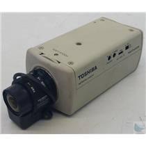 Toshiba IK-WB02A Network Camera with Fujinon Lens and Plastic Mount