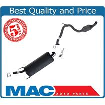 Fits 06-12 Rav4 3.5L V6 Exhaust System Pipe & Muffler FWD or AWD All