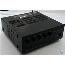 TOA BG-1030 5 Channel 30W Mixer Power Amplifier - Tested & Working