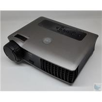Dell 5100MP DLP Digital Multimedia Projector 26hours Missing Foot With Lens Cap