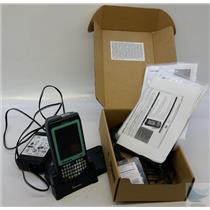 Intermec CNS Mobile Computer Barcode Scanner w/ Extra Battery & Charger
