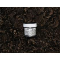 color Brown 4GA Wig making dye Jar,will Dye 5 lb mohair 26406
