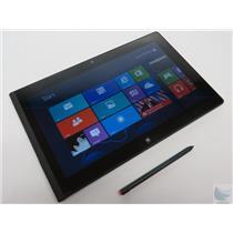 Lenovo ThinkPad 2 Windows 8 Pro Tablet 1.80GHz 2GB Ram 64GB HDD TESTED & WORKING