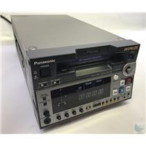Panasonic DVCPRO 50 AJ-SD93 Editing VCR Recorder FOR PARTS