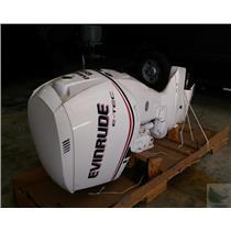 2007 Evinrude E-Tec 250 E250DPZSCF Saltwater Edition Outboard Boat Motor