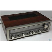 Vintage Luxman R-3045 AM/FM Stereo Tuner Amplifier - No AM - FOR PARTS