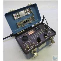Care-trak TRX-1000S PLL Synthesized Tracking Receiver POWER ON TEST ONLY