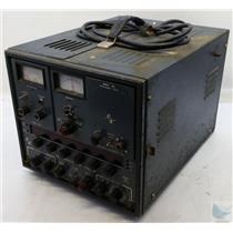 Cushman CE-3 FM Communications Service Monitor - FOR PARTS POWERS ON