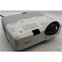Epson PowerLite 425W 3LCD Short Throw Projector w/HDMI - 200 Lamp Hours