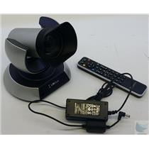 LifeSize LFZ-019 10x Video Conferencing Camera w/ Remote & Power Supply